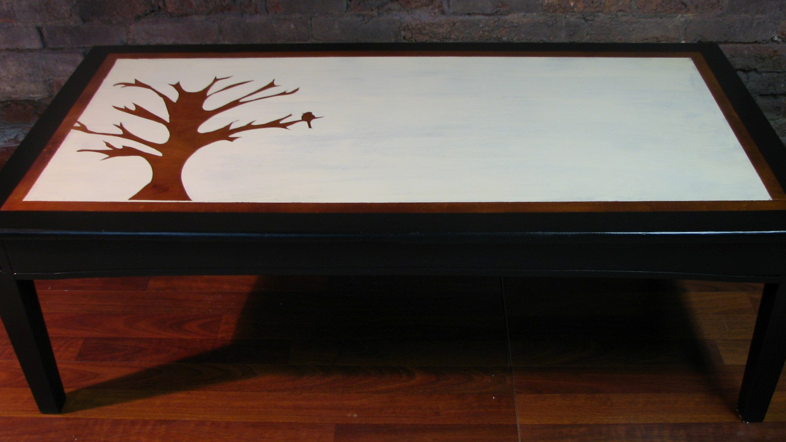 modern tree coffee table – funcycled