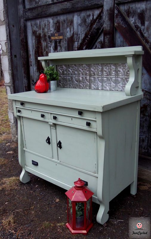 1930′s Sideboard Buffet – Tuesday's Treasures