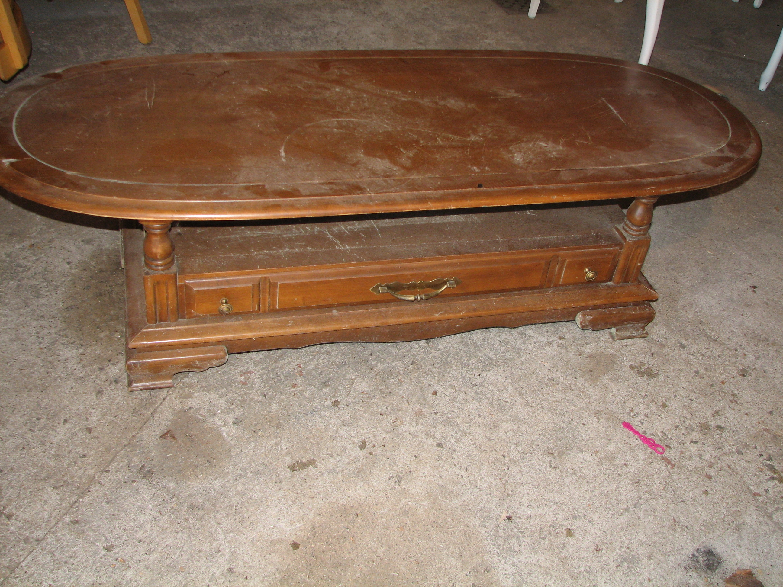 Coffee Table Makeovers Thrifty Treasures