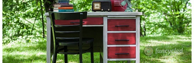 We'll be on HGTV! And a Rustic Desk For Sale – Tuesday's Treasures