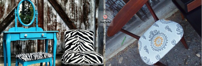 FunCycled Pieces Featured at Dang, that's Cherry! Boutique