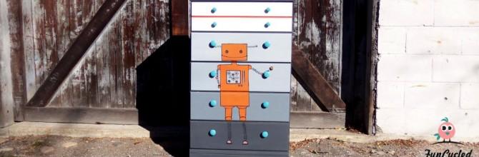 Calvin's Robot Dresser