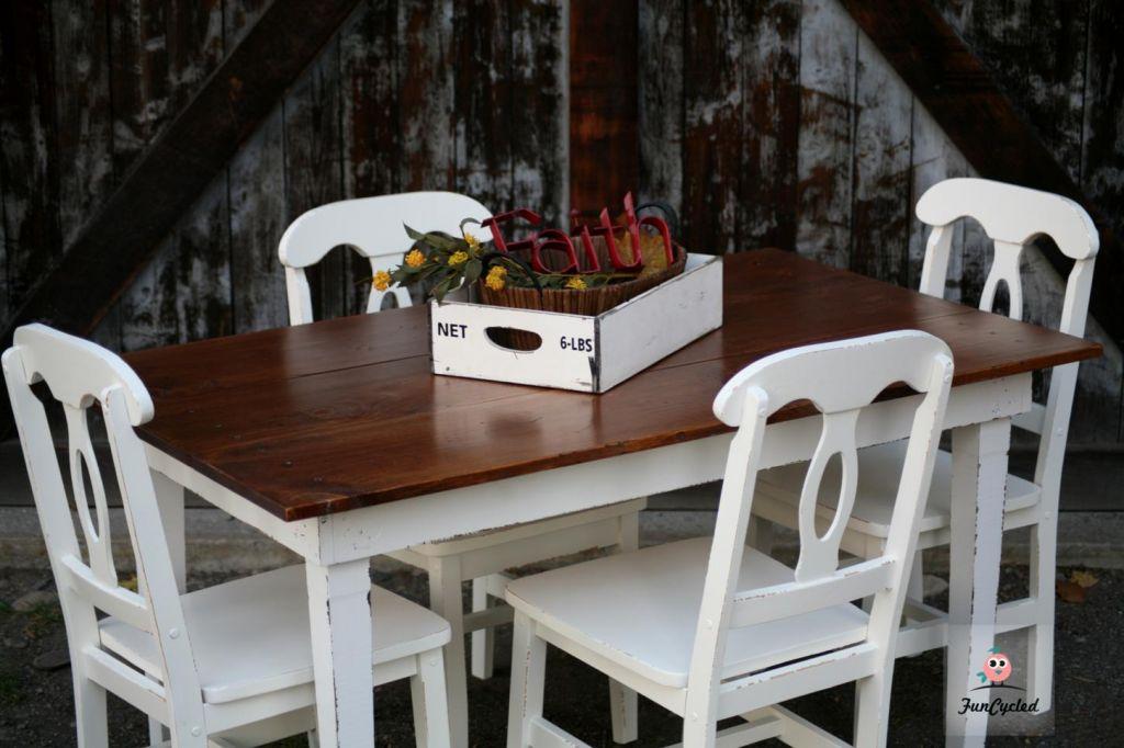 Farm House Table For Sale Tuesday S Treasures Funcycled