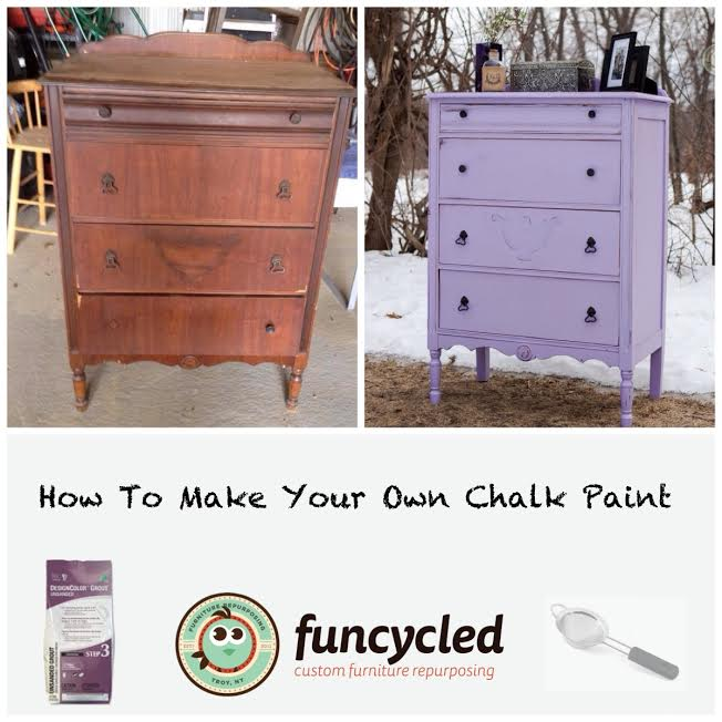 Can You Use Chalk Paint On Metal Furniture