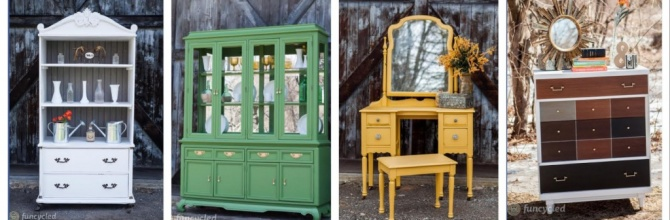 Top 10 Furniture Makeovers of 2014