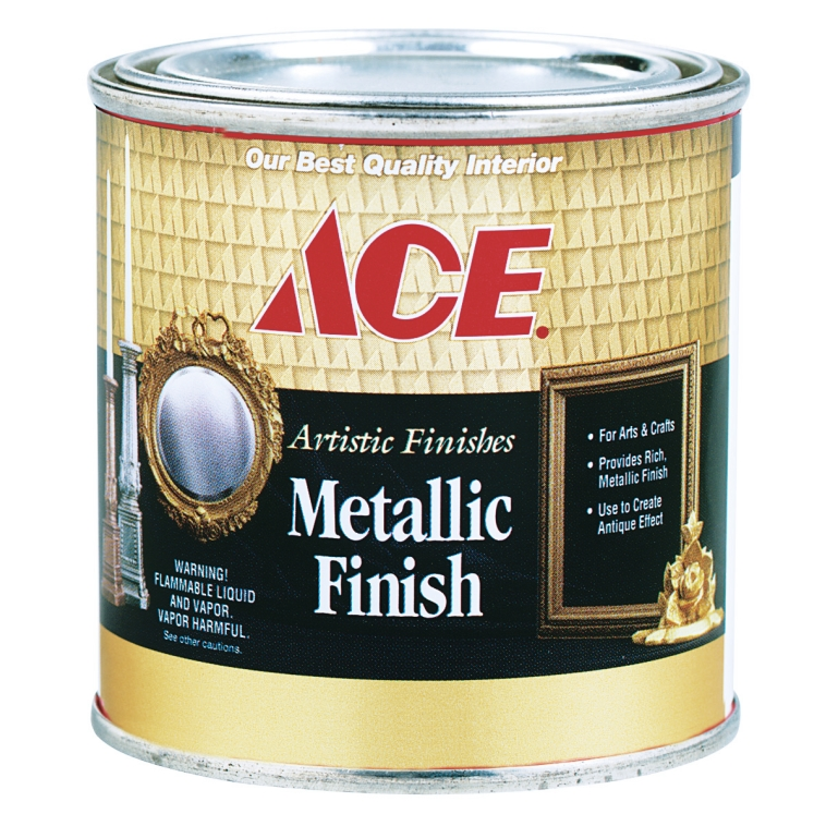 ace metalic finish