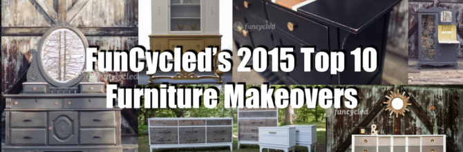 Top 10 Furniture Makeovers of 2015