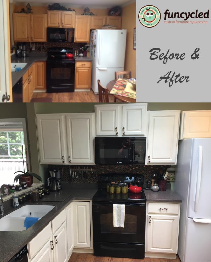 Kitchen Cabinets Albany Ny: Kitchen Cabinet Painting