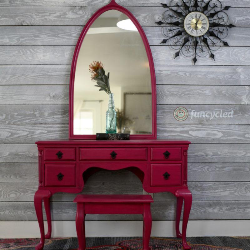 Hot Pink Vanity