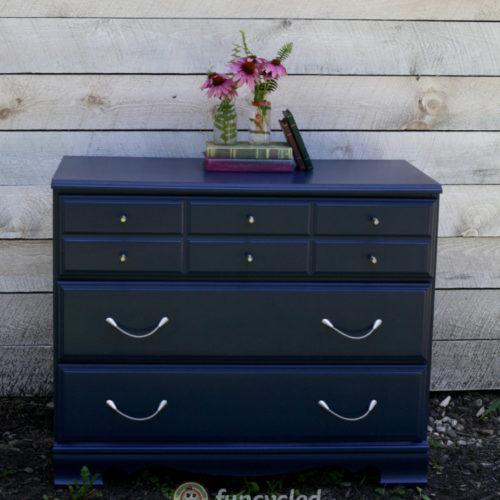 Navy Dresser