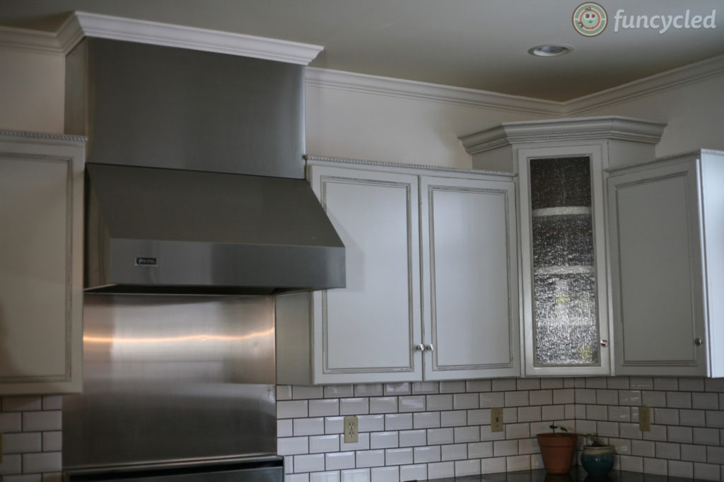Gray Distressed Kitchen Cabinets Funcycled