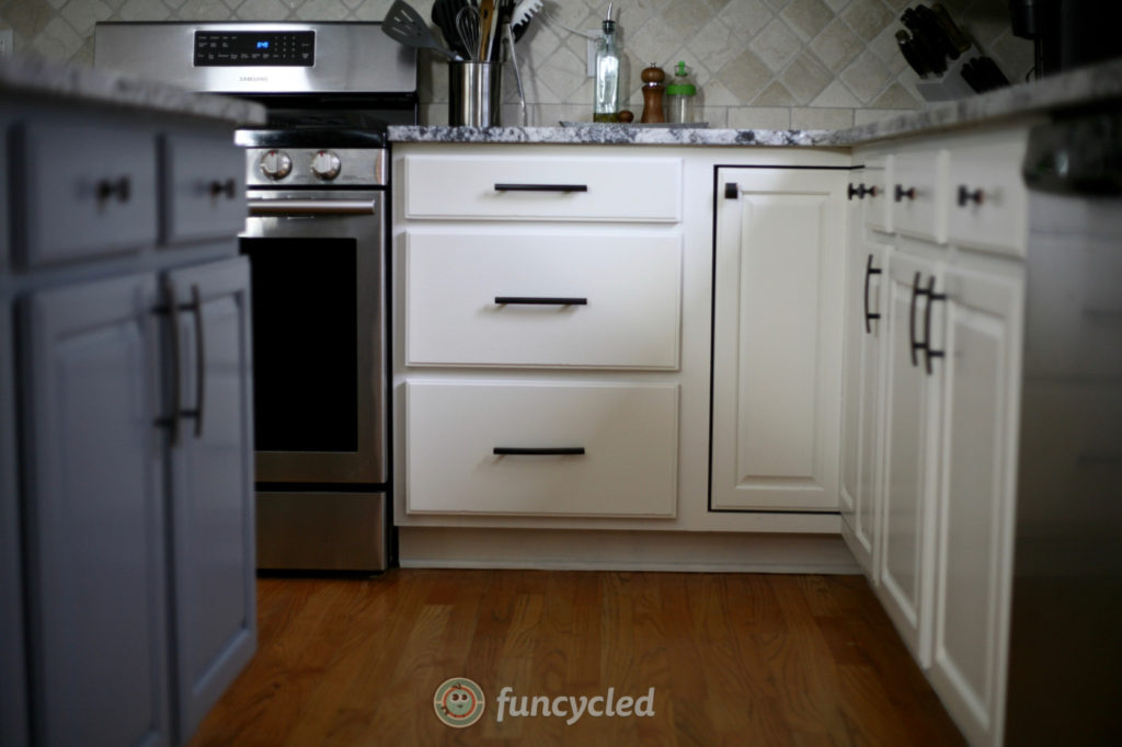 Swiss Coffee Kitchen Cabinets Funcycled