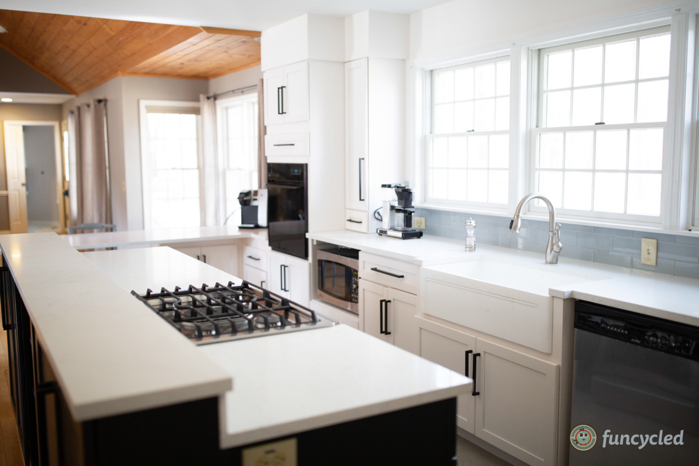 Kitchen Cabinet Painting in Saratoga